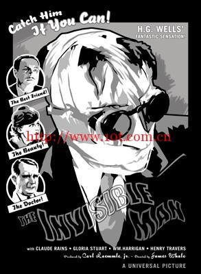 隐形人 The Invisible Man (1933)