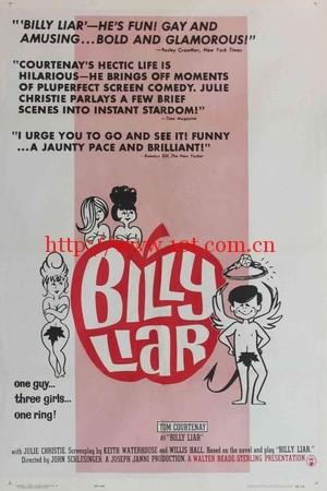 说谎者比利 Billy Liar (1963)