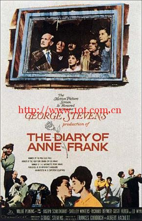 安妮少女日记 The Diary of Anne Frank (1959)