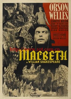 麦克白 Macbeth (1948)