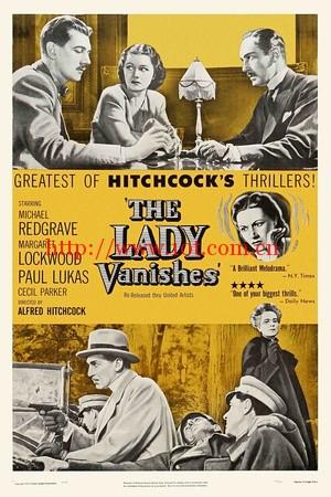 贵妇失踪记 The Lady Vanishes (1938)