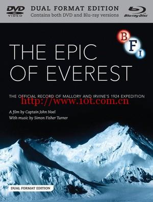 珠峰史诗 The Epic of Everest (1924)