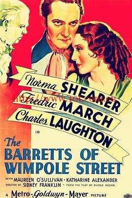 红楼春怨 The Barretts of Wimpole Street (1934)