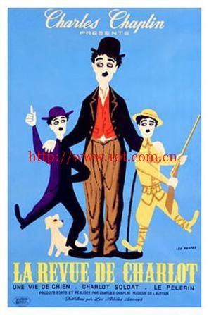 卓别林短片精选 The Chaplin Revue (1959)
