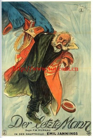 最卑贱的人 Der letzte Mann (1924)