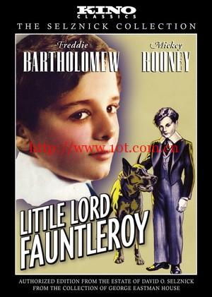 小公子 Little Lord Fauntleroy (1936)