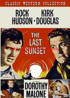 落日余晖 The Last Sunset (1961)