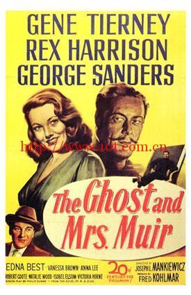 幽灵与未亡人 The Ghost and Mrs. Muir (1947)