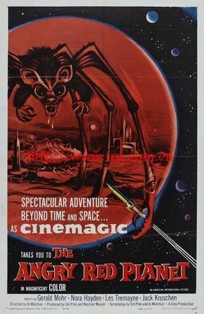星战毁灭计划 The Angry Red Planet (1959)