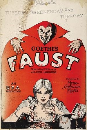 浮士德 Faust - Eine deutsche Volkssage (1926)