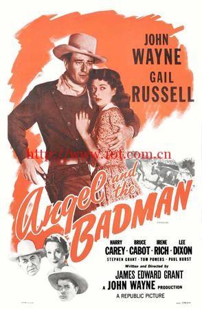 天使与魔鬼 Angel and the Badman (1947)