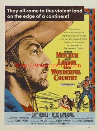风尘奇侠 The Wonderful Country (1959)