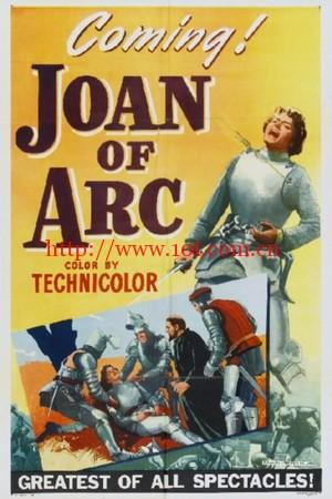 圣女贞德 Joan of Arc (1948)