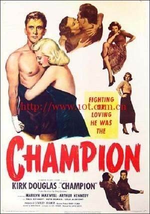 夺得锦标归 Champion (1949)