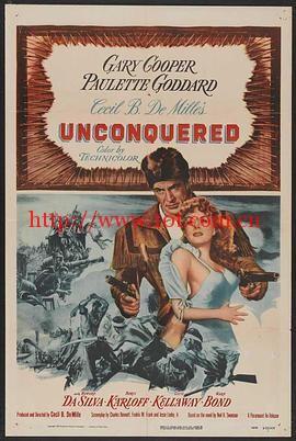 血战保山河 Unconquered (1947)