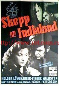 开往印度之船 Skepp till Indialand (1947)