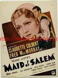 少女的塞勒姆 Maid of Salem (1937)