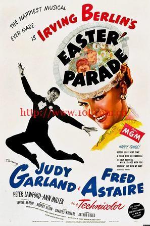 花开蝶满枝 Easter Parade (1948)