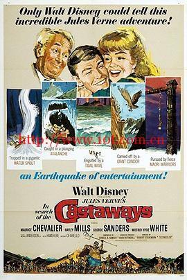格兰特船长的儿女 In Search of the Castaways (1962)