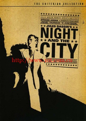 四海本色 Night and the City (1950)