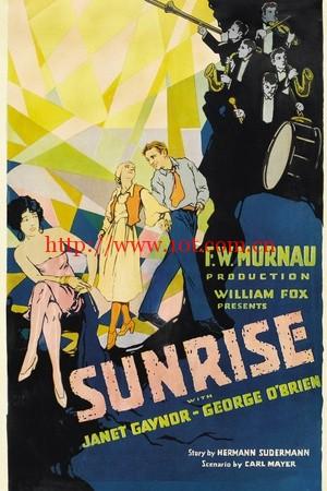 日出 Sunrise: A Song of Two Humans (1927)