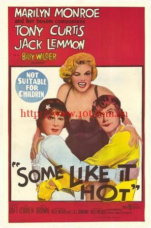 热情如火 Some Like It Hot (1959)
