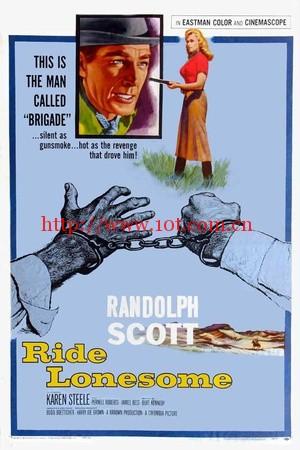 单格屠龙 Ride Lonesome (1959)