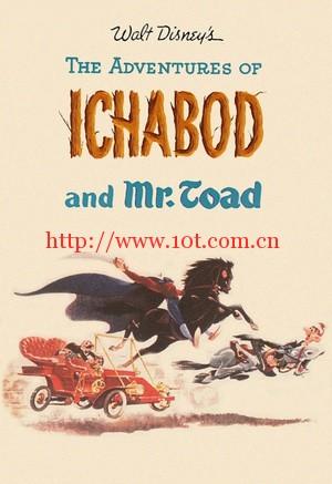 伊老师与小蟾蜍大历险 The Adventures of Ichabod and Mr. Toad (1949)