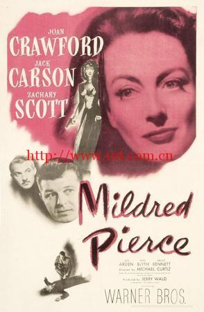 欲海情魔 Mildred Pierce (1945)