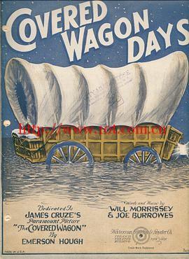 蓬车队 The Covered Wagon (1923)