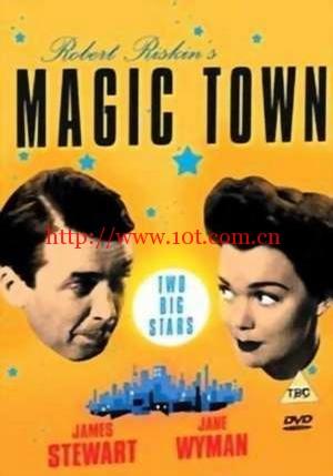 神奇小镇 Magic Town (1947)