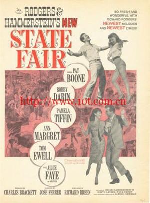 我心已许 State Fair (1962)