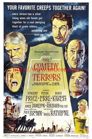 恐怖喜剧 The Comedy of Terrors (1963)