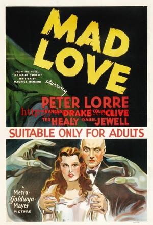 疯狂之爱 Mad Love (1935)