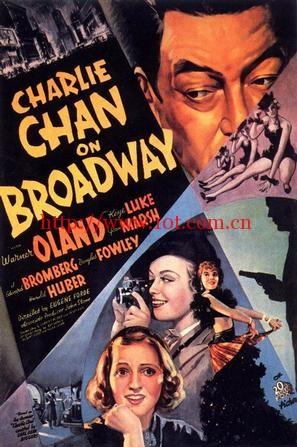 陈查理在百老汇 Charlie Chan on Broadway (1937)