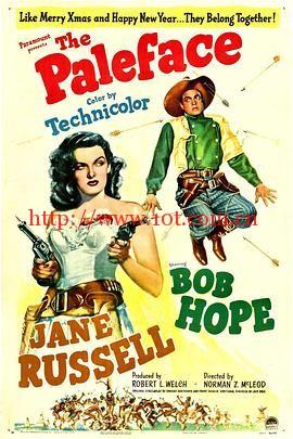 苍白的面孔 The Paleface (1948)