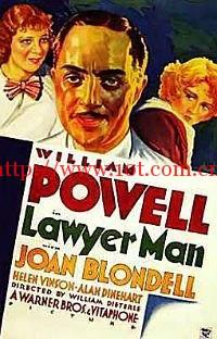 平民律师 Lawyer Man (1932)