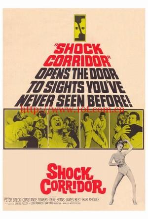 恐怖走廊 Shock Corridor (1963)