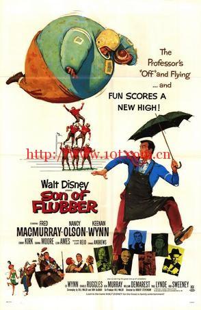 飞天老爷车续集 Son of Flubber (1963)