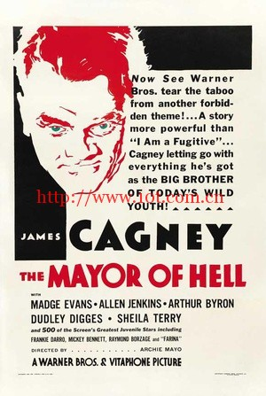 地狱市长 The Mayor of Hell (1933)