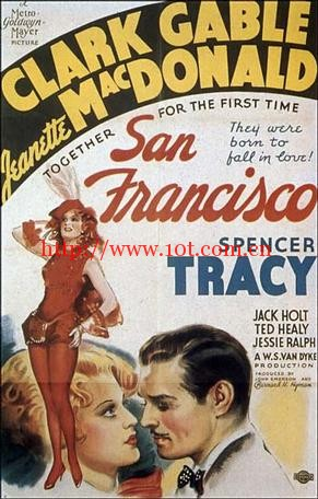 火烧旧金山 San Francisco (1936)