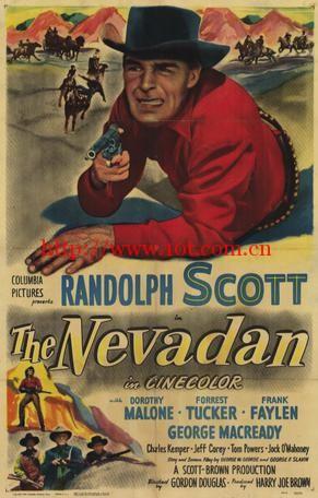 The Nevadan The Nevadan (1950)