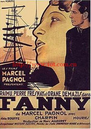 芬妮 Fanny (1932)