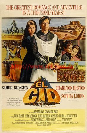 万世英雄 El Cid (1961)