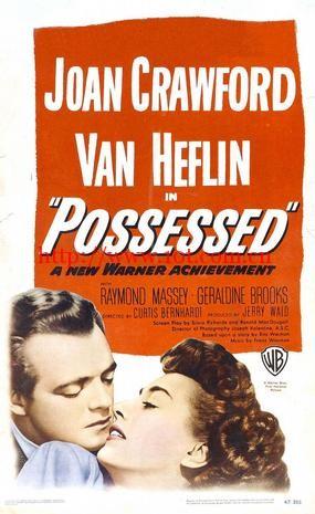 作茧自缚 Possessed (1947)