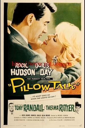 枕边细语 Pillow Talk (1959)