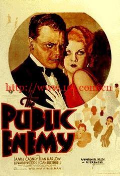 国民公敌 The Public Enemy (1931)