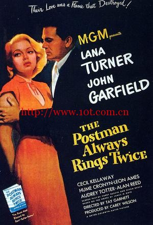 邮差总按两次铃 The Postman Always Rings Twice (1946)