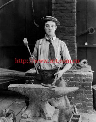 铁匠 The Blacksmith (1922)