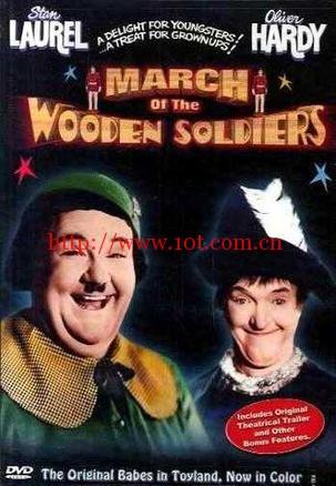 老瑞和哈迪之小兵进行曲 Babes in Toyland (1934)